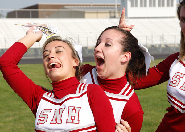 SN MS/HS Cheerleading 08-09