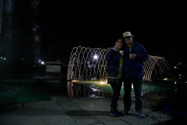 Paez Family in Bogotá