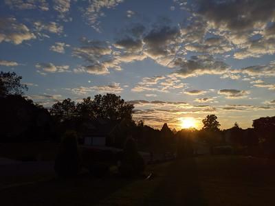 Fall Sunsets (2019-10)