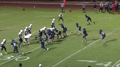Dante Freshman Football Highlights 2015