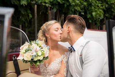 Huwelijk Laura & Niels