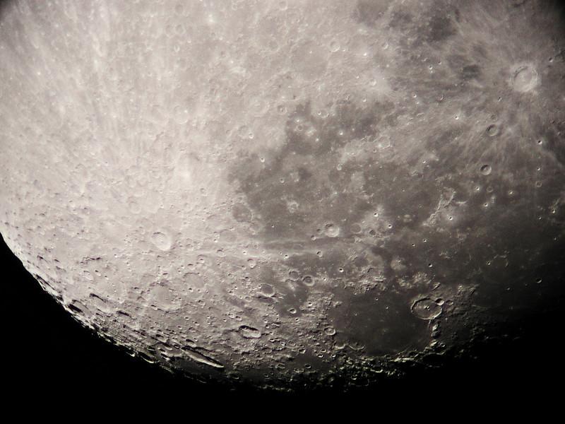Nikon 990 camera 10 inch f-12 telescope.