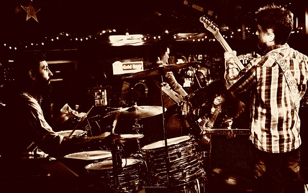 KMichelleDubois and Tigers and Monkeys band