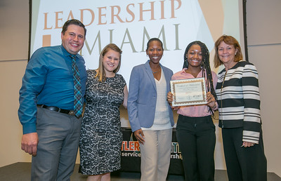 Leadership U Miami Closing Banquet - December 1, 2017