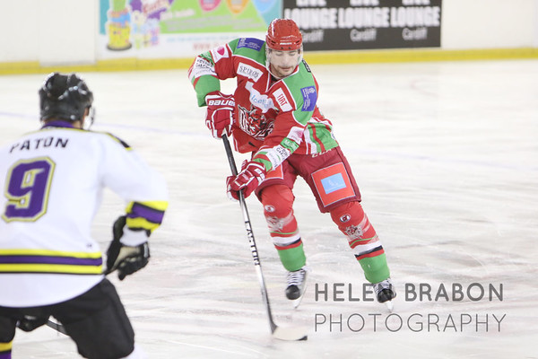 Cardiff Devils vs Manchester Storm 05-09-15