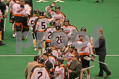 3/12/2010 - Buffalo Bandits vs. Toronto Rock - Air Canada Centre, Toronto, ON
