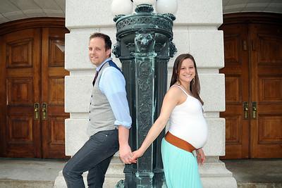 Nicole and Scott