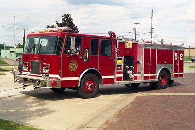 GALESBURG FIRE DEPARTMENT