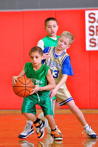 3.3.12 - Our Lady of Fatima vs. St. Gregory's (Gold) - 4th Grade Boys