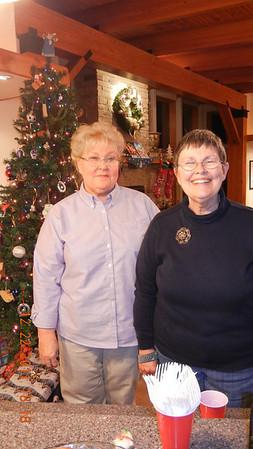 December Holiday Bunco 2011