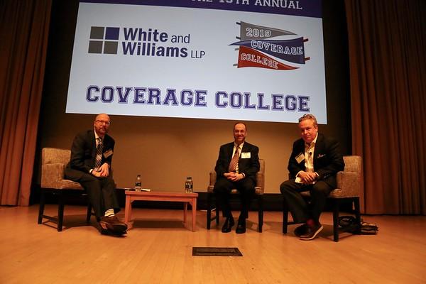 White and Williams Coverage College 2019