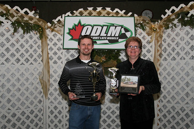 Ontario Dirt Late Model Banquet, December 6, 2008