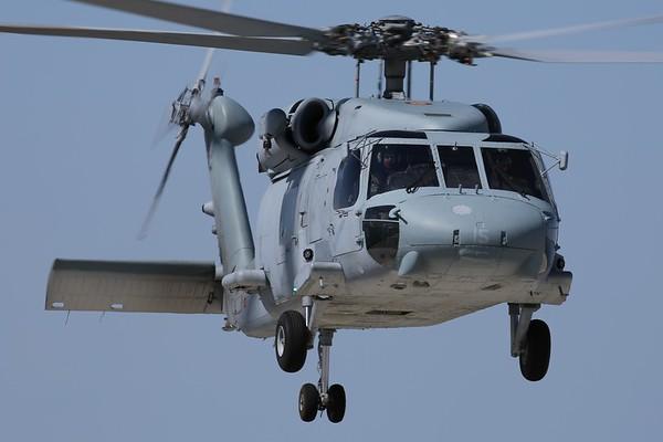 """Armada Española SH-60F """"Seahawk"""", Norfolk, 05Apr18"""