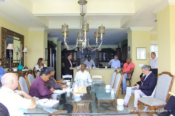 Exuma's Chamber Of Commerce - Meet And Greet. Grand Isle Resort, Exuma Bahamas