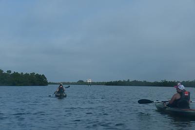 9AM Mangrove Tunnel Kayak Tour - Forshee, Carpenter, Ciampa, Falcone & Smith