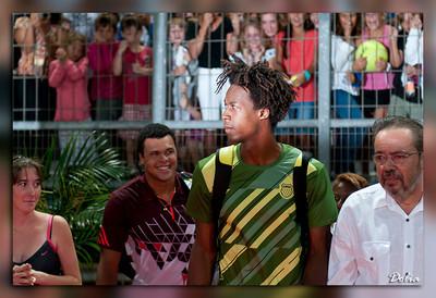Tennis Tsonga / Monfils