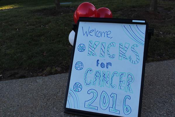 Kicks for Cancer 2016