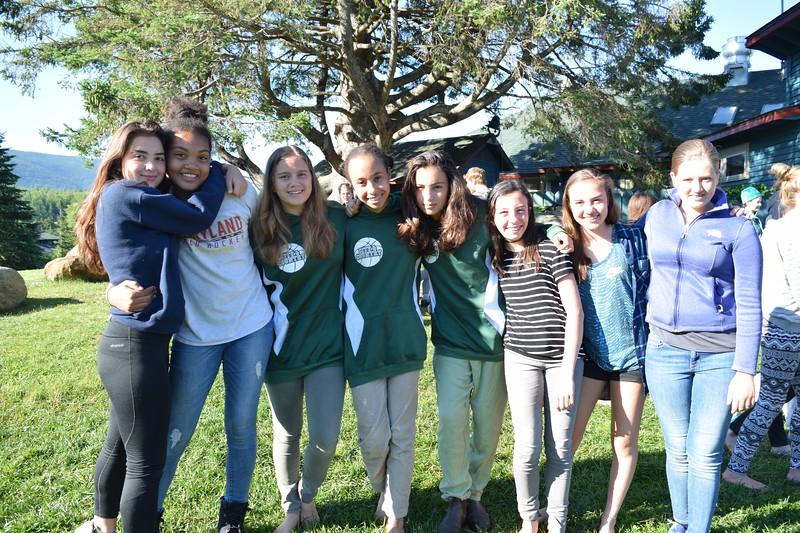 Senior Camp 2017