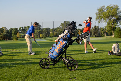 2015 08 26 Macalester Golf Practice Round