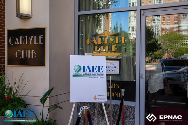 IAEE-DC October Chapter Luncheon