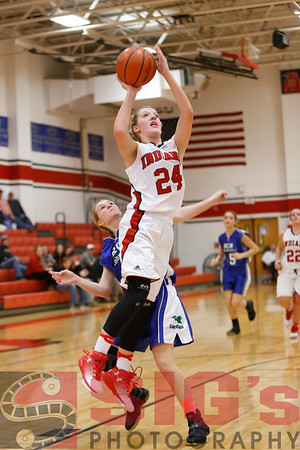 12-21-16 BHS Girls JV vs RCB