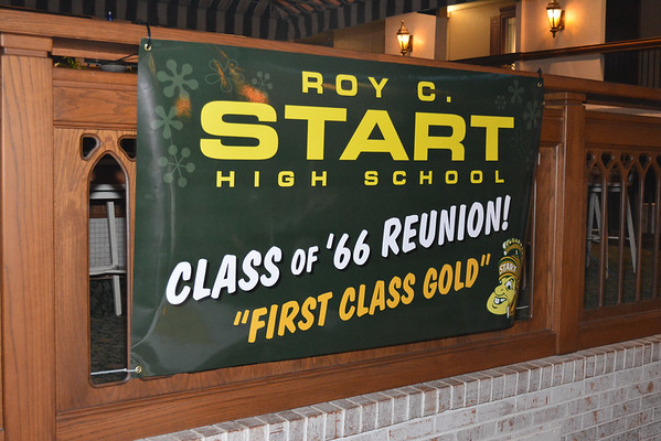 Start H. S. Class of 1966 - 50th Reunion Friday