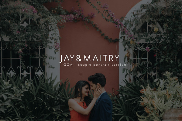 Jay and Maitry | Couple Session