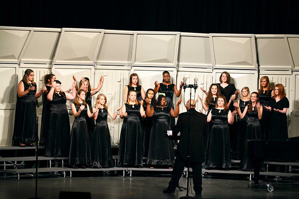 CHS Fall Choir Concert, 10-17-11