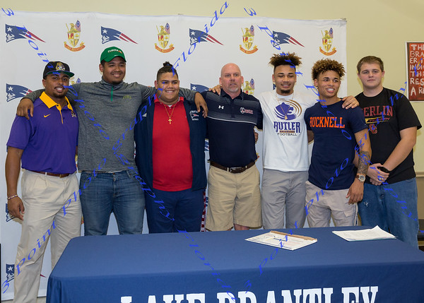 LBHS SIGNING DAY - February 1, 2017