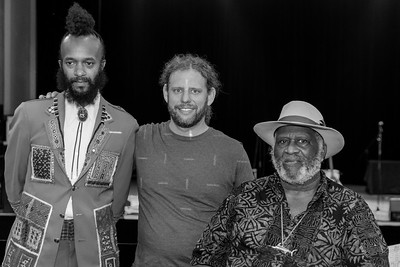 Taj and Fantastic Negrito October 13,2018