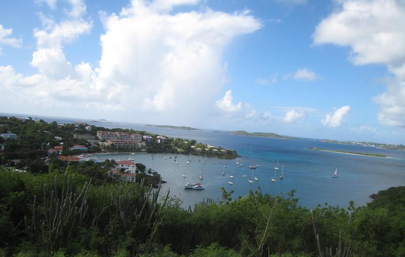 Cruz Bay, St. John, USVI