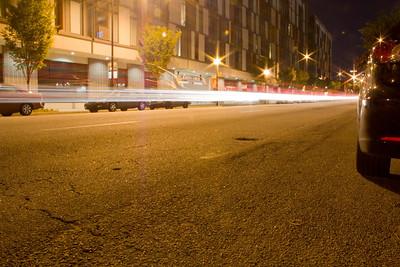 Night Riders on M. St.