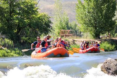 7-15-20 AM Guide Zack/Orange Boat