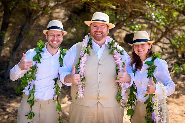 Rothamel Wedding, 9/8/16, Maui, Hawaii