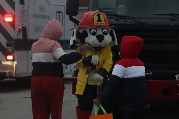 La Porte County Family YMCA Halloween Trunk or Treat 2020