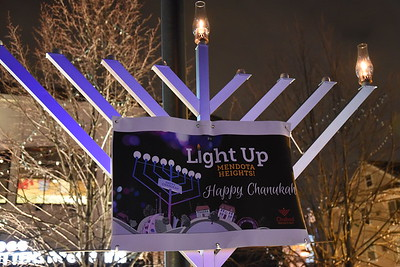 Chabad of Greater  St. Paul Chanukah Lighting and Community Celebration in Mendota Heights