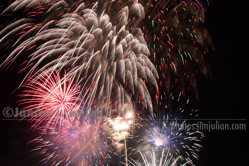 Fourth of July Fireworks 29