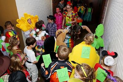 Kindercarnaval 2016 - Midi