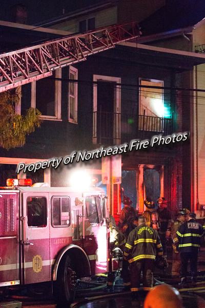 Providence- 2nd Alarm, Atwells Avenue- 10/25/2017