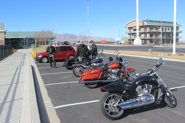 Ride to LHM Speedway
