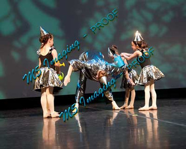 2014 Wizard of Oz, Stage