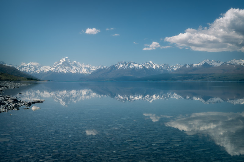 Perfection Reflection || Lake Pukaki