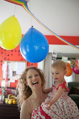 Soleil' Second Birthday