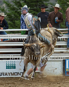 Bull Riding - Ashcroft 2011