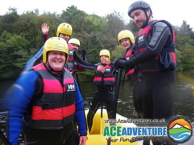 13th October 2013 Tay Rafting