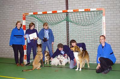 Eerste Nederlandse Clicker Challenge 6 november 2005