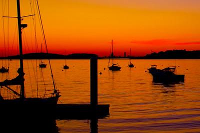 Hull Sunset 10-08