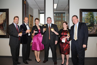 1-19-2012 Holden Carr Law Firm Reception
