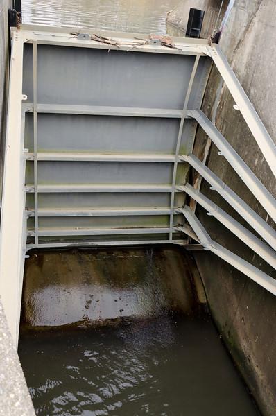 Control panel Saline River
