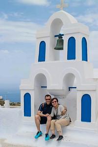 Santorini Greece 2017